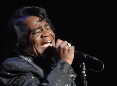 News video: James Brown Biopic 'Get On Up' Revels In Drama And Dance Moves