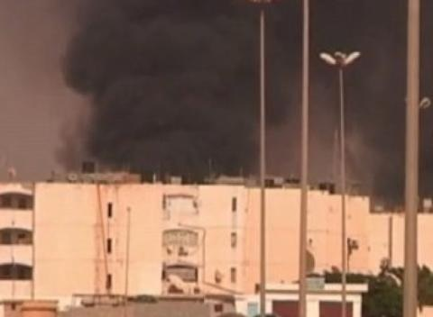 News video: Militants Overrun Largest Military Base In Benghazi Killing 30