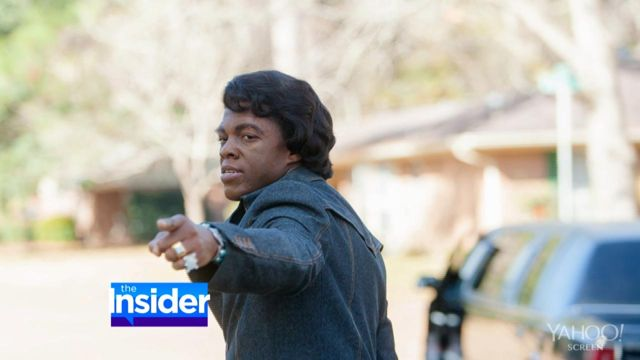 News video: Chadwick Boseman on Being James Brown in 'Get On Up'