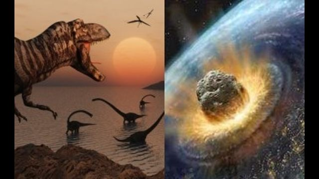 News video: STUDY: Asteroid May Not Be Only Cause Of Dinosaur Extinction