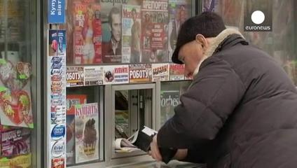 News video: Ukraine's economy shrinks faster from fighting